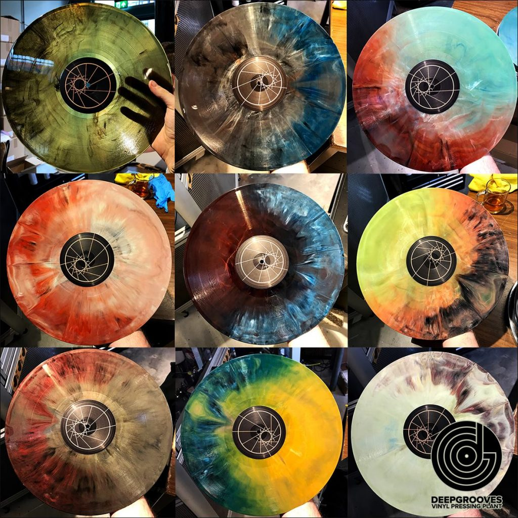 Check Out These Special Colored Records! - Deepgrooves Vinyl